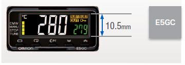 E5CC / E5CC-B / E5CC-U 특징 10